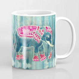 Elephant Indian Style Coffee Mug