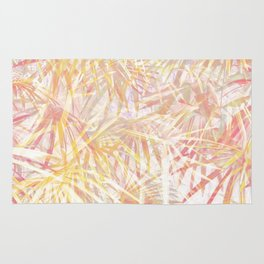 Tropical Palm IV Rug