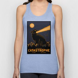 Cat-astrophe Unisex Tank Top