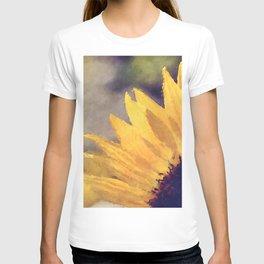 Another sunflower - Flower Flowers Summer T-shirt