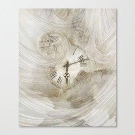 adorn time Canvas Print