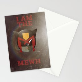 Judge Mewh Stationery Cards
