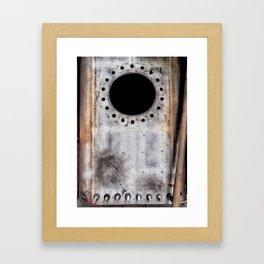 Resto Framed Art Print