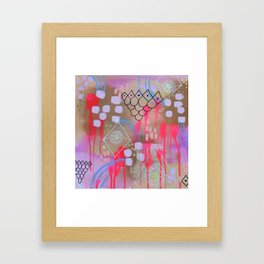 New Beginings Framed Art Print