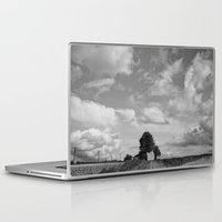 road Laptop & iPad Skins featuring Road by Irene Miravete