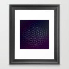 LNE#4 Framed Art Print