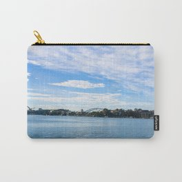 Sydney Harbour And Bridge Carry-All Pouch