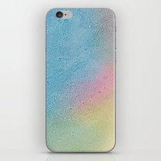 Rainbow Paddle Pop iPhone & iPod Skin