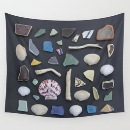 Ocean Study No. 1 Wall Tapestry