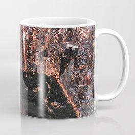 New York City Couple Central Park Coffee Mug