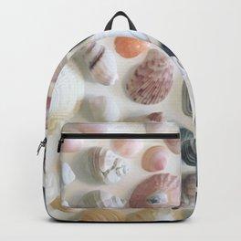 Shells of Luskentyre Backpack