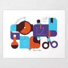 Education Art Print