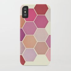 Shades of Pink Slim Case iPhone X