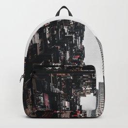 Hong Kong architecture Backpack
