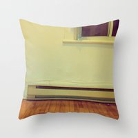 montreal Throw Pillows featuring montreal by erinreidphoto