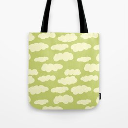 Hummingbird Hallow Collection - Clouds Tote Bag