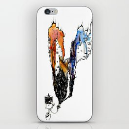 Creating Dimensions iPhone Skin