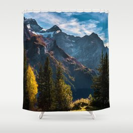 Nature SPIRIT Shower Curtain