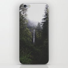 Latourell Falls, OR iPhone & iPod Skin