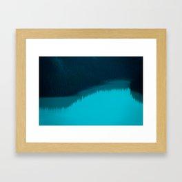 Peyto Lake Framed Art Print