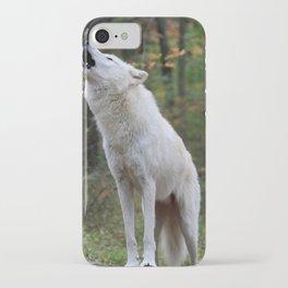 Healthy Wild Wolf Woods Howlin iPhone Case