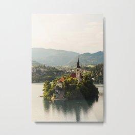 Slovenia II Metal Print