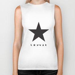 Bowie Blackstar  Baseball Top Long SleeveDavid Bowie Blackstar Raglan Unisex Baseball T-Shirts Biker Tank