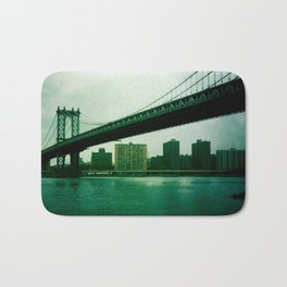Manhattan Bridge Bath Mat