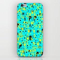 A.R.T.P.O.P. series iPhone & iPod Skin