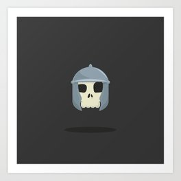 Roman Warrior Art Print