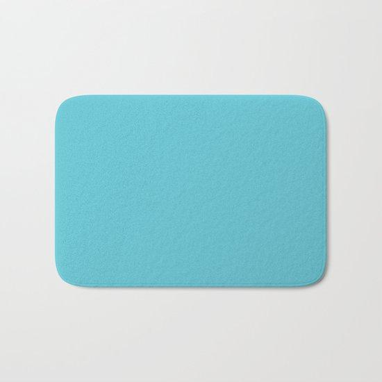 Simply Seaside Blue Bath Mat
