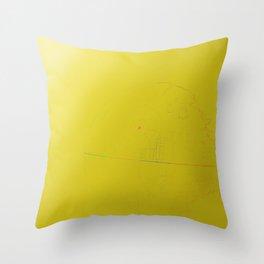 Death Star Sun Throw Pillow