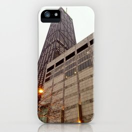 Christmas in Chicago 360° iPhone Case