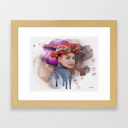 Limited Edition, Farron #1 Framed Art Print
