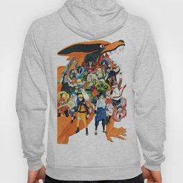 Naruto shippuden Hoody