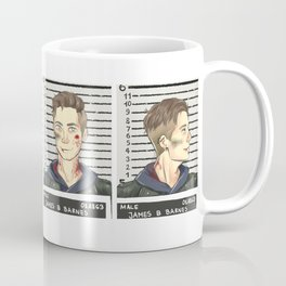 stucky mugshots Coffee Mug