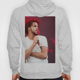 J cole on stage Hoody