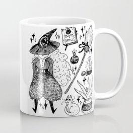 Witch's toolbox Coffee Mug