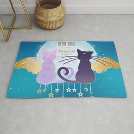 In the name of the moon Rug
