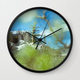 In nature #5 Wall Clock