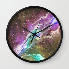 Space Light V2 Wall Clock