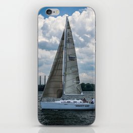 Sailing iPhone Skin