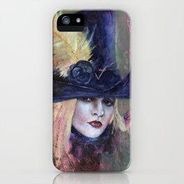 Stevie Nicks My Heart iPhone Case