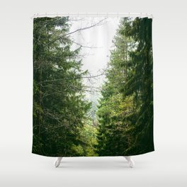 Westwitch Woods Shower Curtain