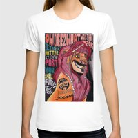 simba T-shirts featuring Captain Simba Sparrow of Pride Rock by Frances May K
