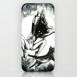 Don´t touch my pussy iPhone Case