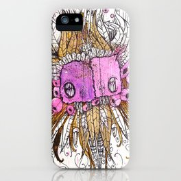 'Patience' iPhone Case
