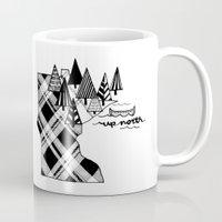 minnesota Mugs featuring Minnesota Love by cmbringle