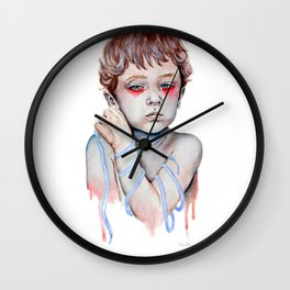 Shoelace Wall Clock