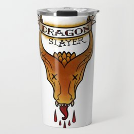 Dragon Slayer Travel Mug